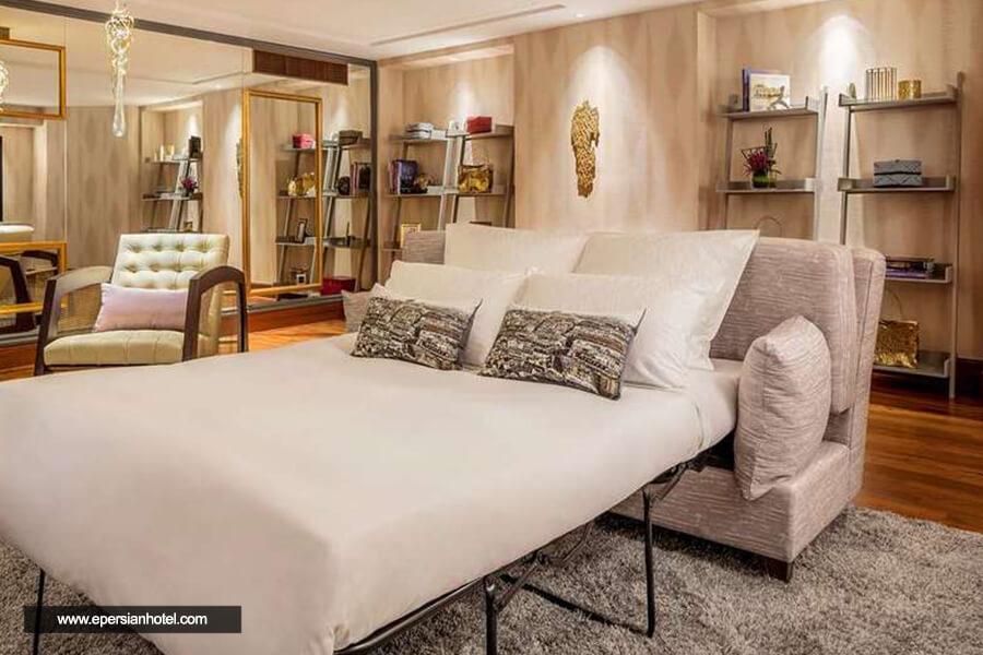 هتل سافیتل ریزورت جزیره سنتوسا اتاق دبل