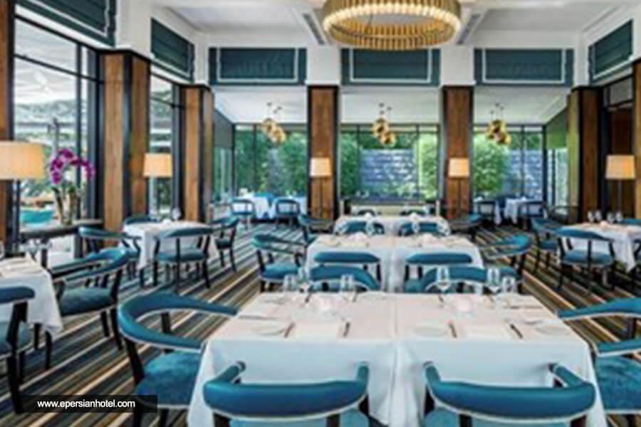 هتل سافیتل ریزورت جزیره سنتوسا رستوران