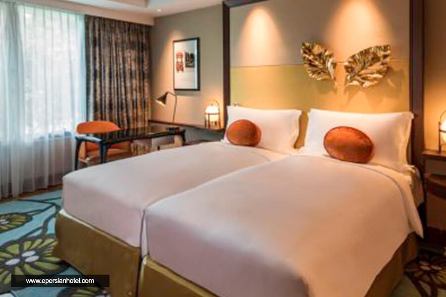 هتل سافیتل ریزورت جزیره سنتوسا اتاق