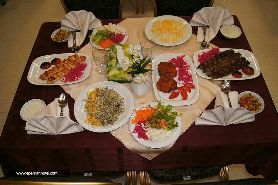 هتل آپارتمان ستارگان  مشهد class=