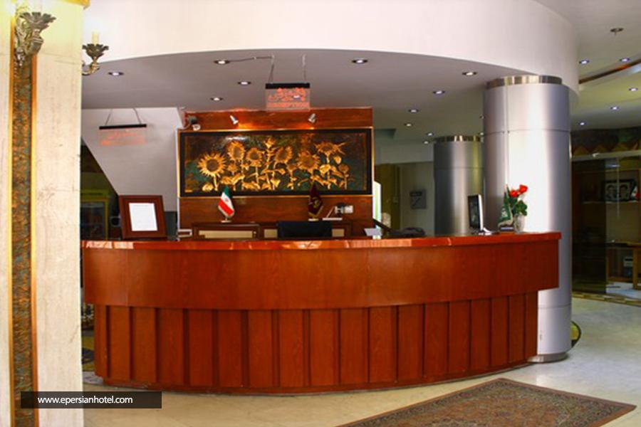 هتل آپارتمان شبستان مشهد لابی