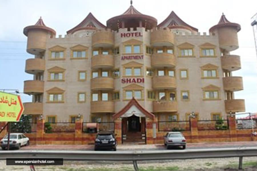 هتل شادی نوشهر نما