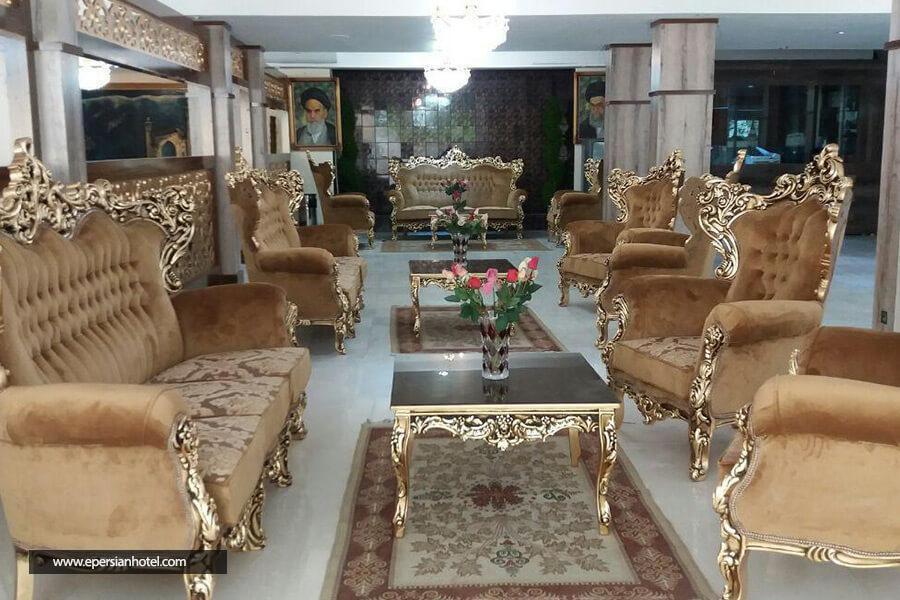 هتل شهریار مشهد لابی