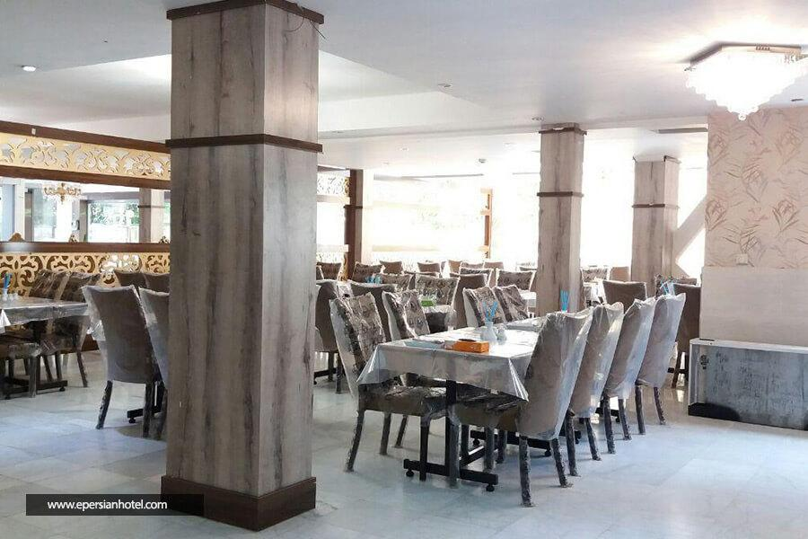 هتل شهریار مشهد رستوران