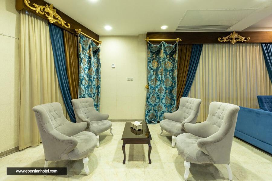 هتل شاکر مشهد لابی
