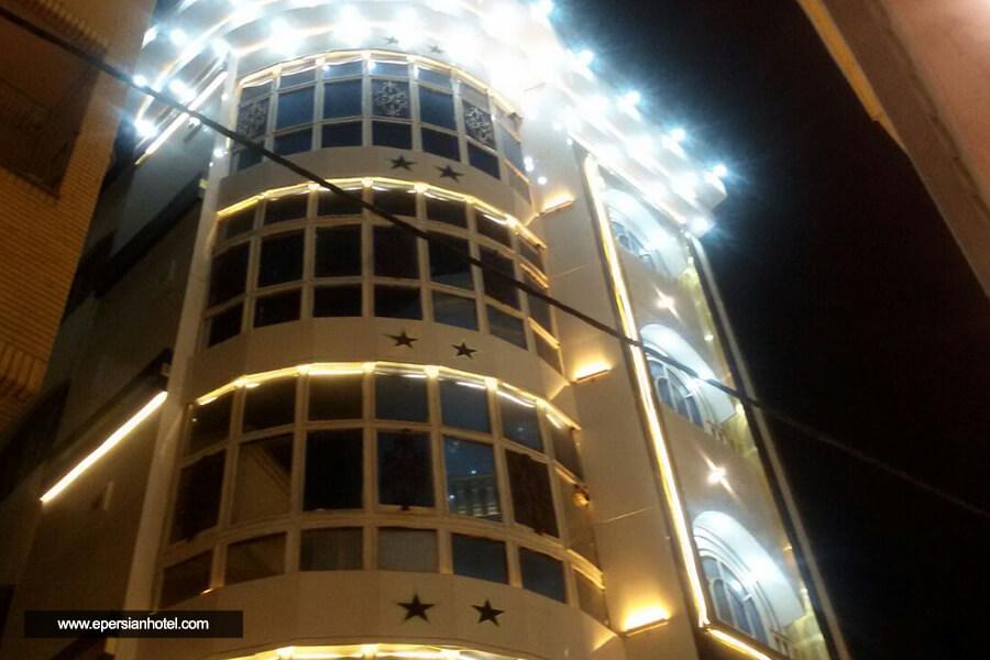 هتل آپارتمان شمیم سحری مشهد نما