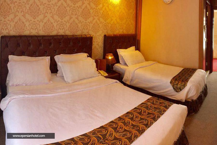 هتل شارستان مشهد اتاق سه تخته