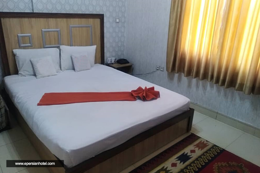 هتل آپارتمان شارین مشهد اتاق