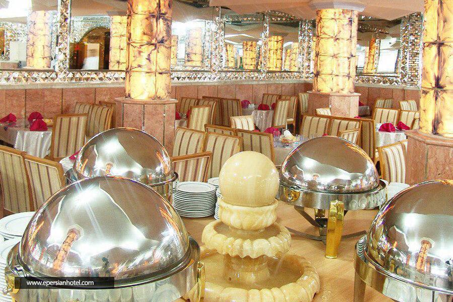 هتل شیراز مشهد رستوران