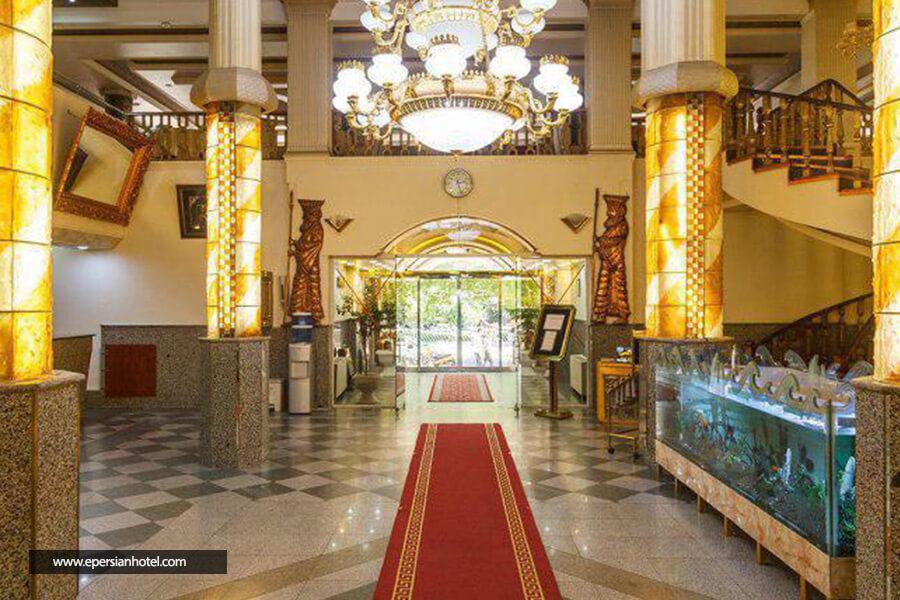 هتل شیراز مشهد فضای داخلی