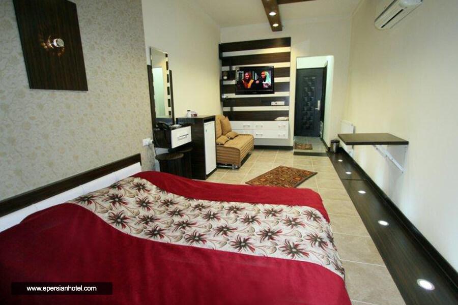 هتل شوکا بابلسر اتاق