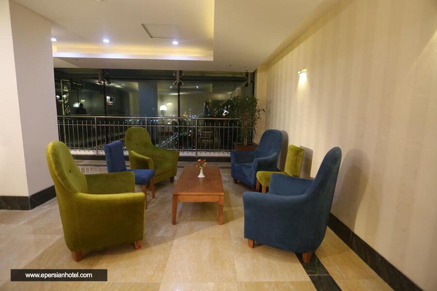 هتل آپارتمان شکوه ایمان مشهد اتاق
