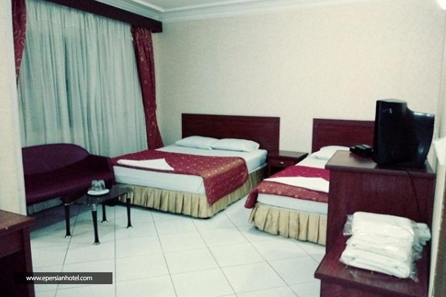 هتل سیمرغ مشهد اتاق چهار تخته