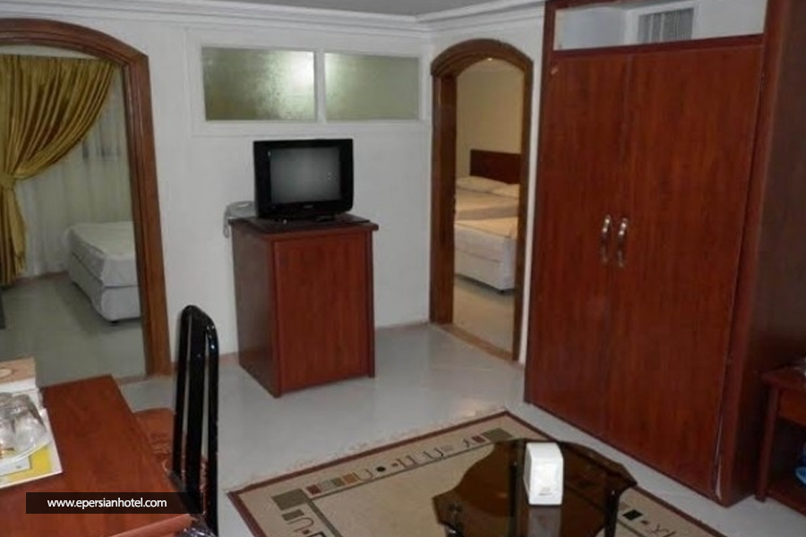هتل سیمرغ  مشهد