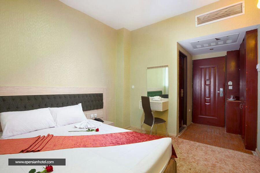 هتل سینا مشهد اتاق دوتخته