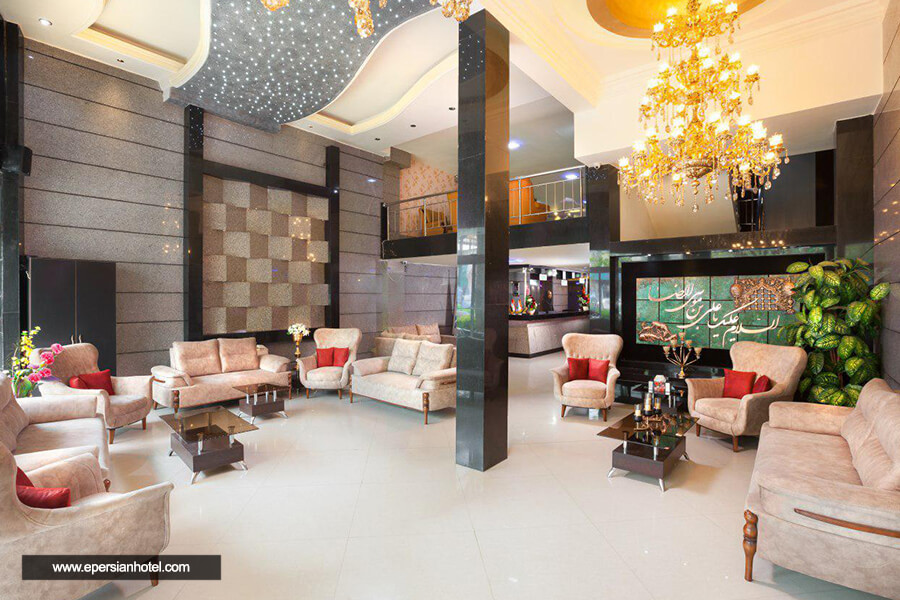 هتل سینا مشهد لابی