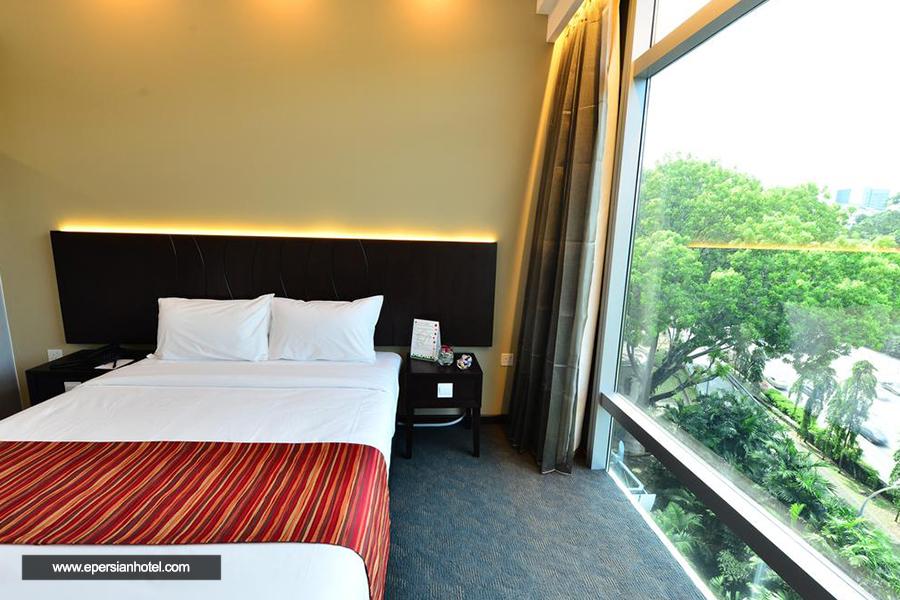 هتل چنسلر ات اورکارد سنگاپور اتاق دبل