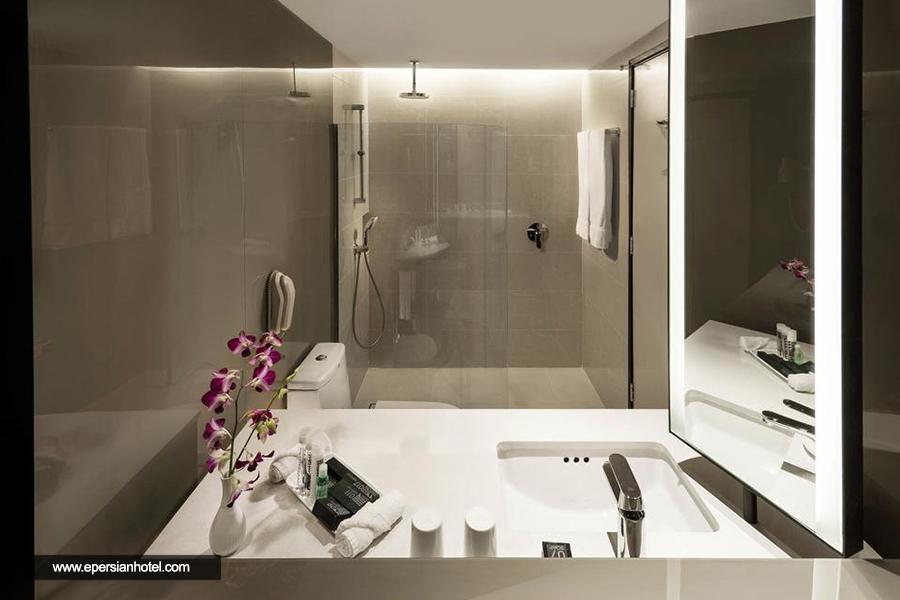 هتل کنکورد سنگاپور حمام