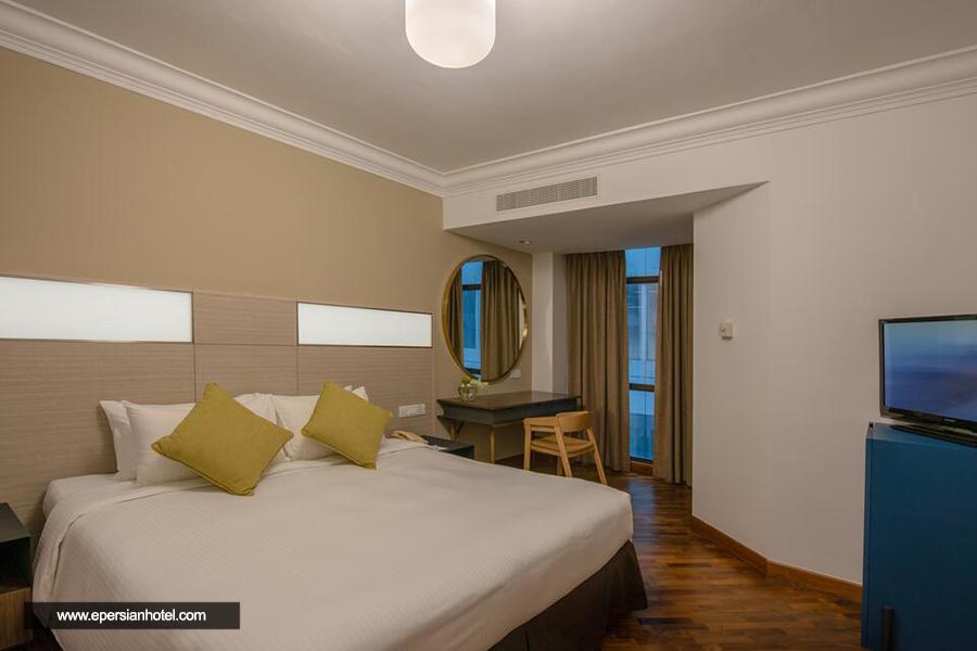 هتل فورت کنینگ لودگ سنگاپور اتاق دو تخته