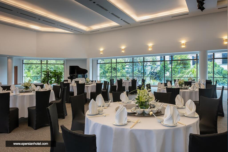 هتل فورت کنینگ لودگ سنگاپور رستوران