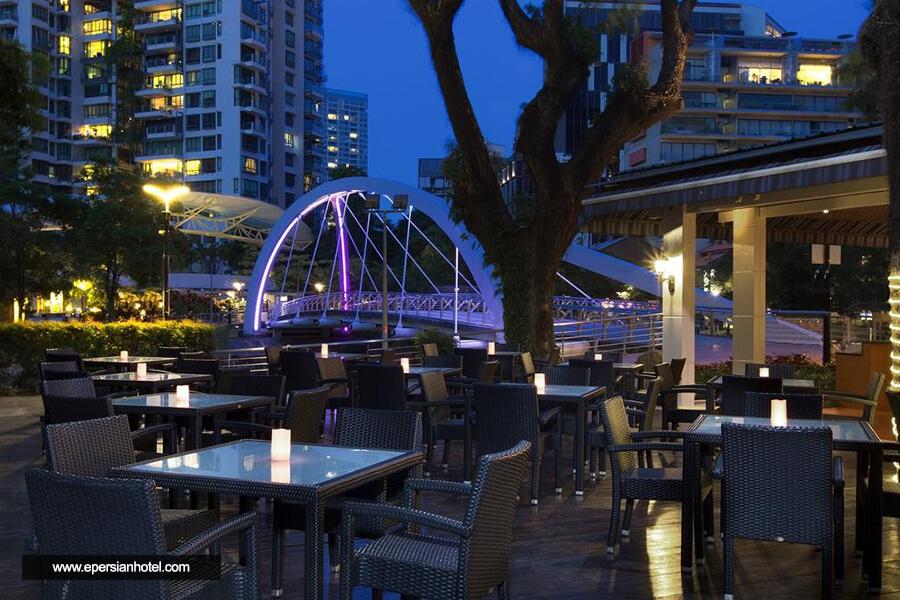 هتل فور پونت بای شرایتون سنگاپور کافی شاپ