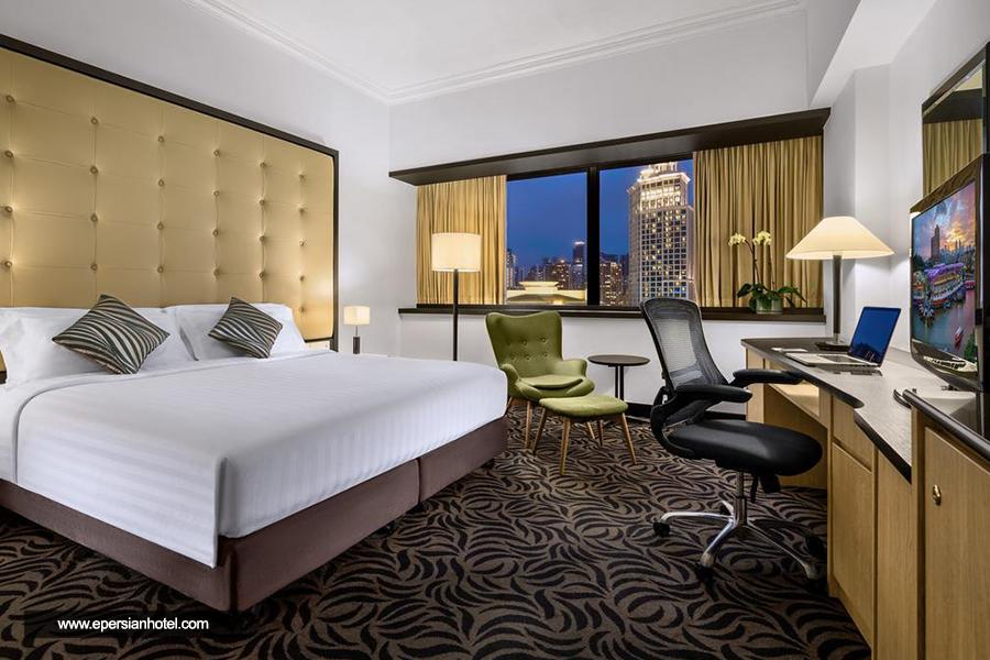 هتل فروما ریورفرانت سنگاپور اتاق دوتخته