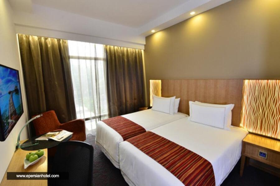 هتل گرند سنترال سنگاپور اتاق سه تخته