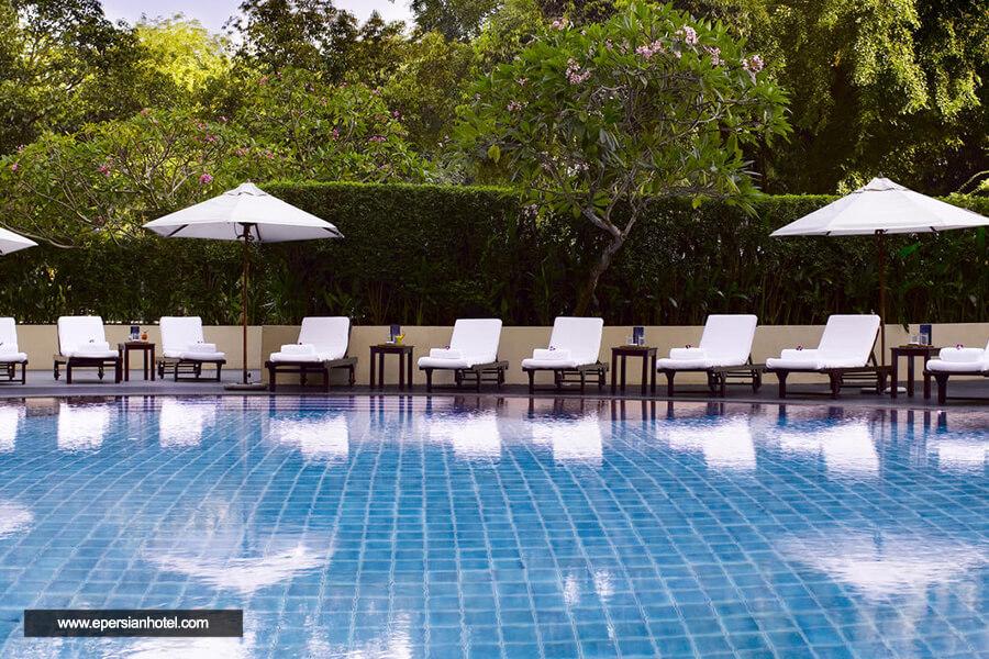 هتل ریجنت سنگاپور استخر