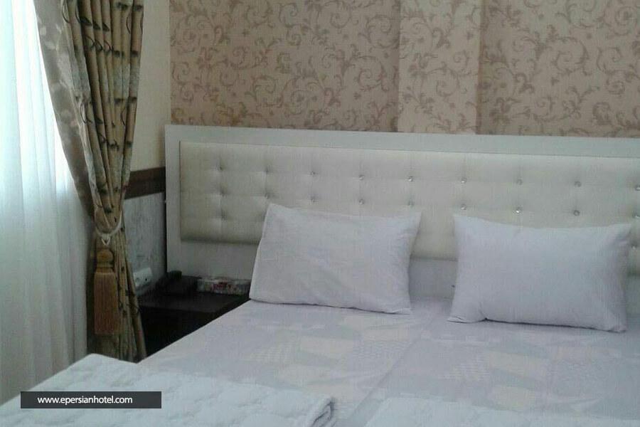 هتل آپارتمان سفرا مشهد اتاق دابل