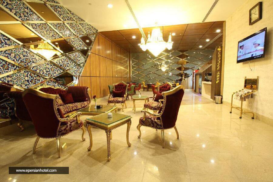 هتل تبریز مشهد لابی