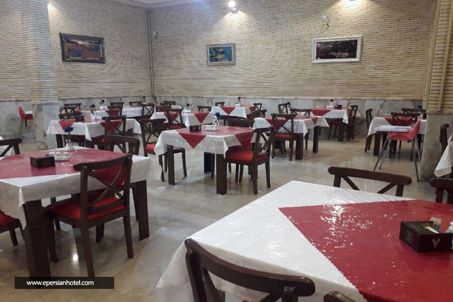 هتل تبریز مشهد رستوران