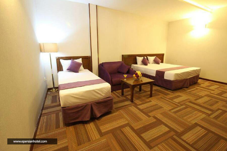 هتل تبریز مشهد اتاق سه تخته