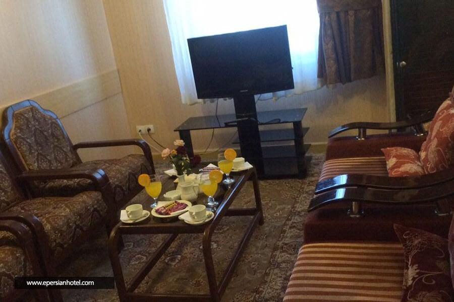 هتل  آپارتمان ترنم  مشهد class=