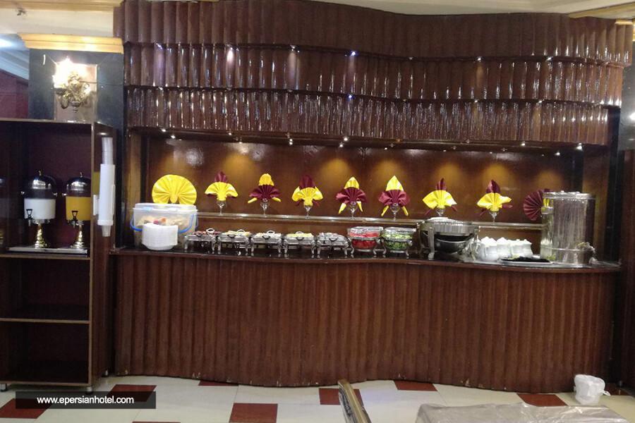 هتل آپارتمان ترنم مشهد رستوران