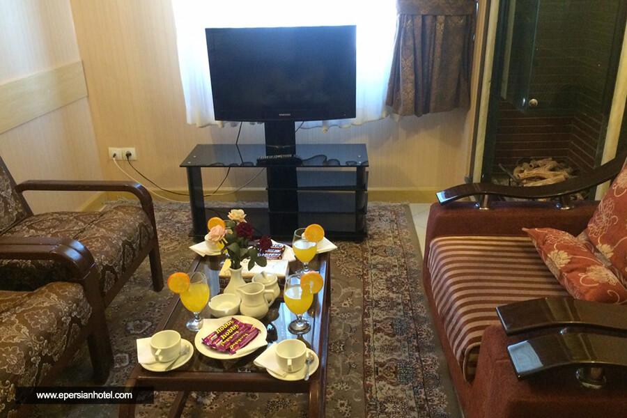 هتل آپارتمان ترنم مشهد اتاق