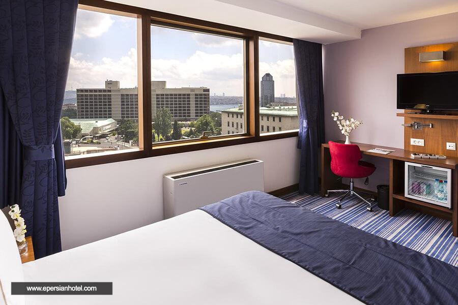 هتل تکسیم اکسپرس استانبول اتاق