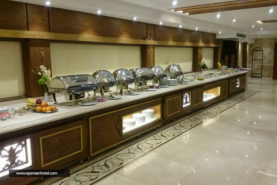 هتل طوبی مشهد رستوران