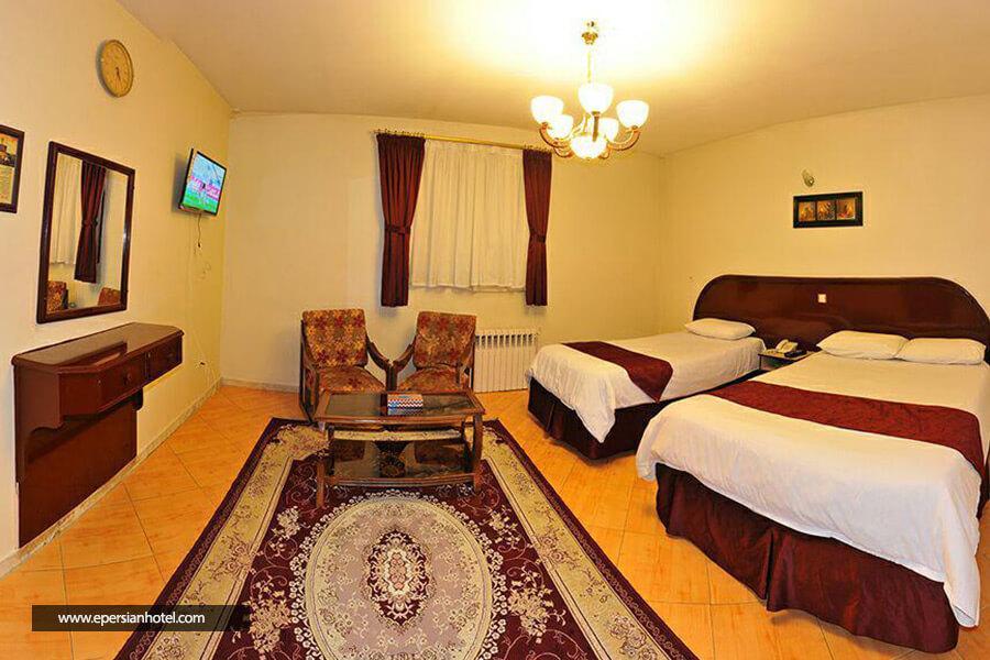 هتل طوبی مشهد اتاق سه تخته