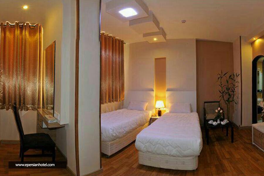 هتل طوبی مشهد اتاق دو تخته