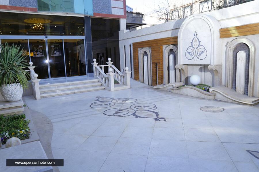 هتل طوبی مشهد نما