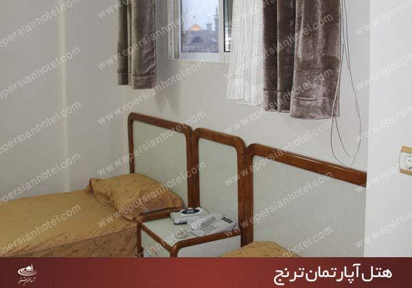 هتل  آپارتمان ترنج مشهد class=