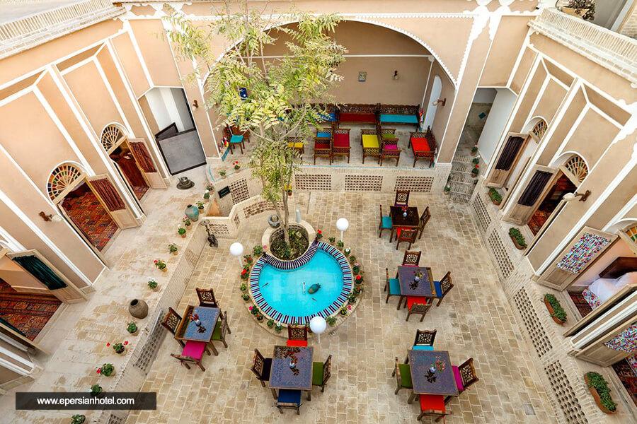 هتل ترنج سبز یزد نما