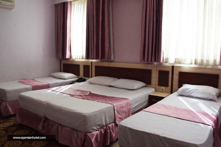 هتل آپارتمان ترنج مشهد اتاق چهار تخته