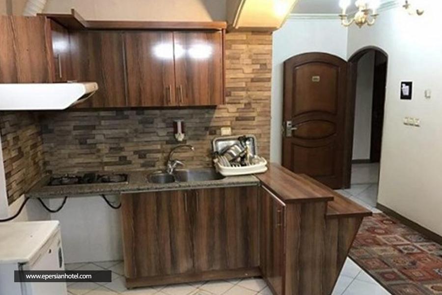 هتل آپارتمان ترنج مشهد آشپزخانه
