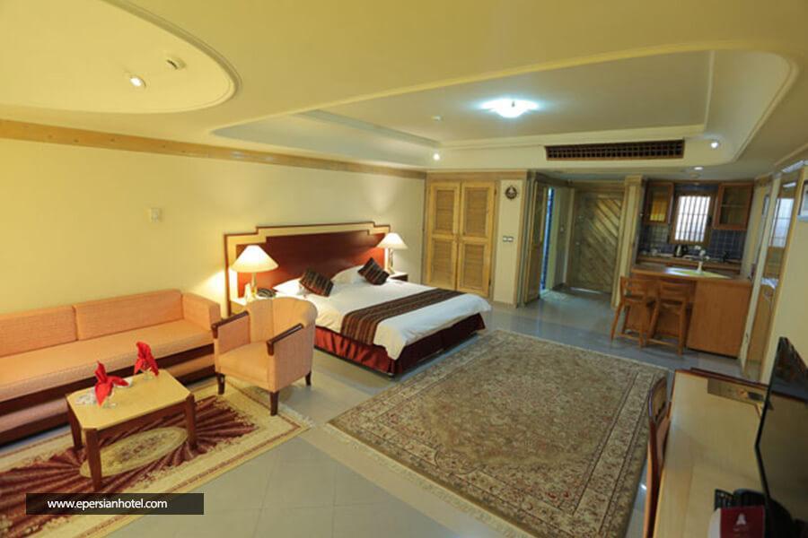 هتل توریست توس مشهد اتاق دو تخته