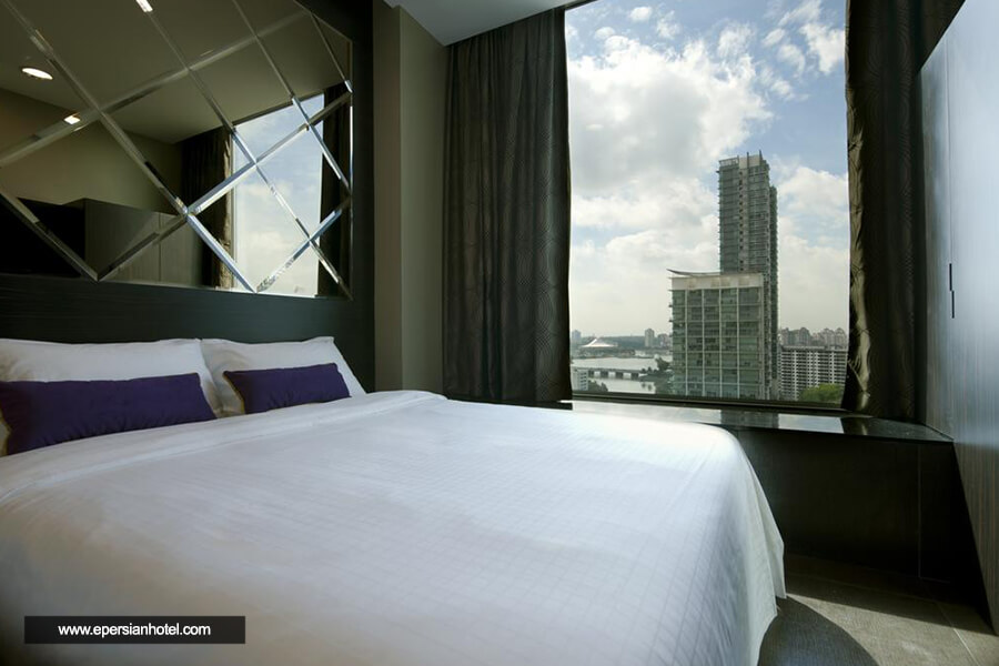 هتل وی لاوندر سنگاپور اتاق