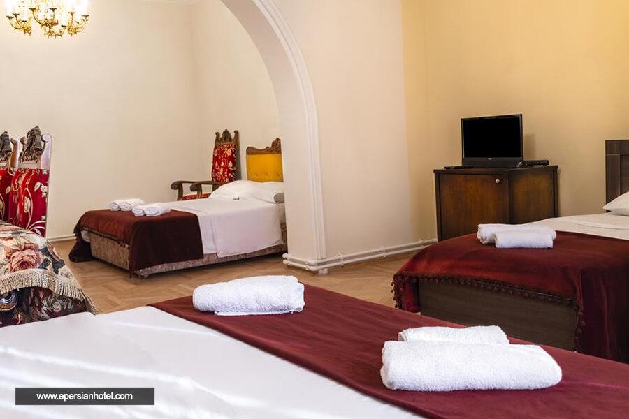 هتل ودزیسی گاردن تفلیس اتاق پنج تخته