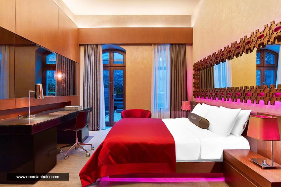 هتل دبلیو استانبول اتاق