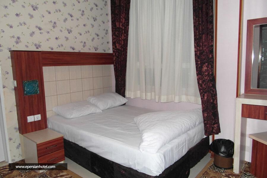 هتل آپارتمان زمزم مشهد اتاق دو تخته