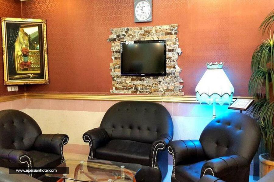 هتل زرین توس مشهد  لابی